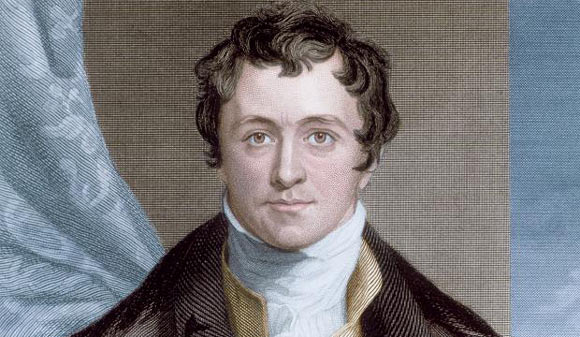 Humphry Davy (ảnh: famousinventors.org)