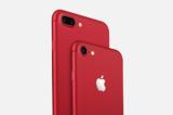 Apple bất ngờ tung ra iPhone 7 phiên bản màu đỏ