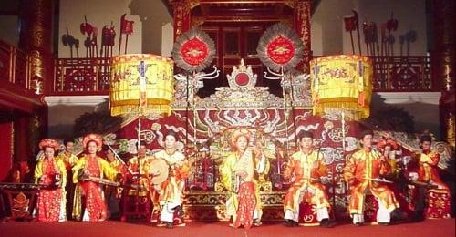 Kinh đô Huế nơi hội tu tinh hóa văn hóa Việt