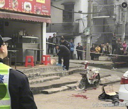 Vụ án giết người chặt đầu tại Vũ Hán vì mâu thuẫn lợi ích.