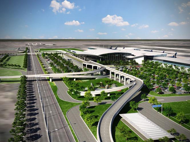 Dự án sân bay quốc tế Long Thành khởi công ngày 5/01/2021