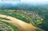 Viện nghiên cứu Trung Quốc tham gia lập đồ án quy hoạch hai bên sông Hồng
