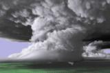 Siêu máy tính mô phỏng 1 cơn lốc xoáy