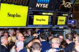 Cổ phiếu Snap giảm 12% sau 3 ngày giao dịch
