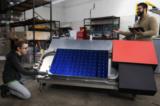 Hệ thống lọc 2.000 lít nước/ngày bằng năng lượng mặt trời