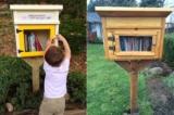 """""""Thư viện miễn phí"""" trước cửa nhà một người Mỹ lan rộng đến hơn 70 quốc gia"""