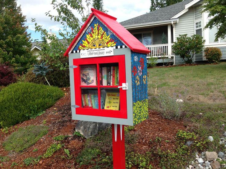 """thu vien mien phi 3 """"Thư viện miễn phí"""" trước cửa nhà một người Mỹ lan rộng đến hơn 70 quốc gia trên thế giới"""