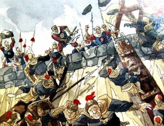 Điểm lại những lần quân Việt tiến đánh Trung Quốc trong lịch sử