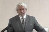 Cựu Tư lệnh Bộ đội Chiến lược của Ấn ĐộVijay Shankar.