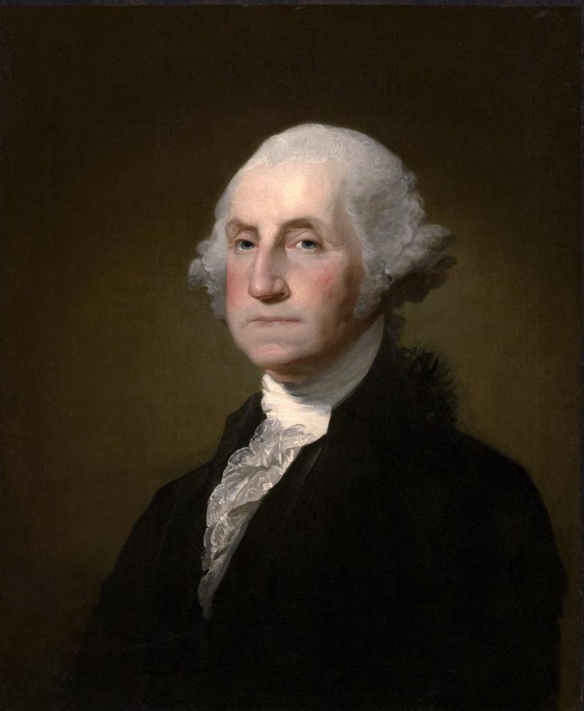 Chân dung Tổng thống George Washington (1732–99)