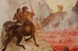 Vũ trụ trong Thần Khúc của Dante – Kỳ X: Hỏa ngục – Đám nhân mã và dòng sông máu