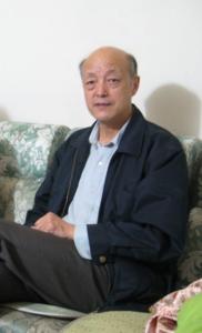 Cựu phóng viên Mã Hiểu Minh của Đài phát thanh Thiểm Tây
