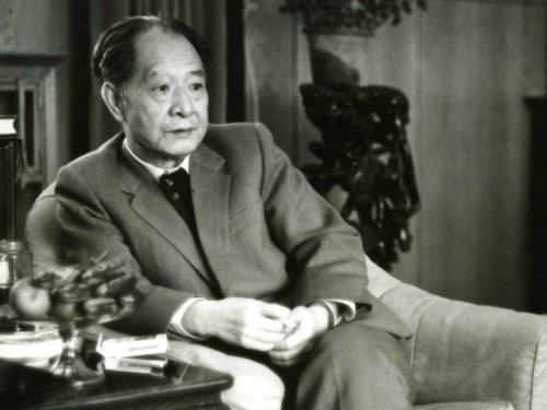 Ông Hồ Diệu Bang