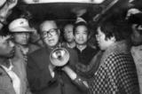 Trước khi cuộc thảm sát Thiên An Môn diễn ra, ông Triệu Tử Dương đã đến nói chuyện cùng với sinh viên.
