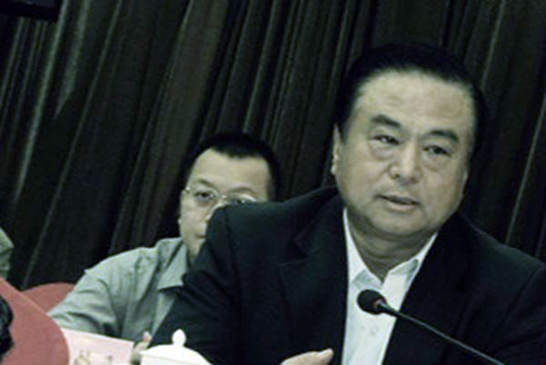 Cựu Cục trưởng Cục Công an thành phố Thiên Tân Vũ Trường Thuận từng giữ chức vụ trong hệ thống công an 44 năm, bố trí rất nhiều phe cánh. Vụ án của Võ Trường Thuận được đem ra xét xử gần đây. (Ảnh: internet)