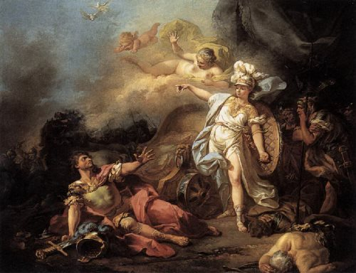 Đại hồng thủy trong Thần thoại các quốc gia - Kỳ II: Nạn hồng thủy Deucalion và giống người sinh ra từ đá