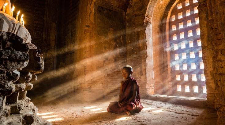 Tâm cảnh tốt nhất của đời người là sự an tĩnh trong linh hồn