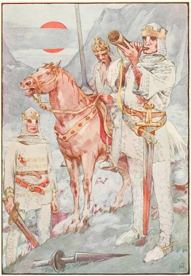 Hiệp sĩ Roland (Ảnh;Wiki)