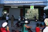 Ngân hàng Vietcombank (Trà Vinh) bị cướp hơn 2,2 tỷ đồng
