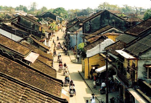 Đường phố Hội An (Ảnh qua plus.google.com)