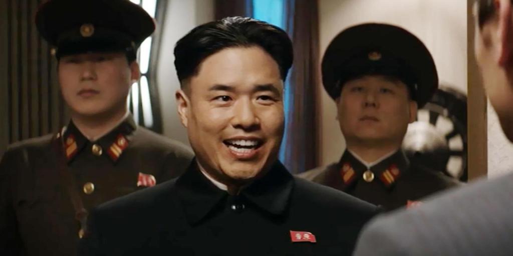 Vai diễn Kim Jong Un trong bộ phim The Interview của Sony Pictures. Trong phim, Kim Jong Un bị hai phóng viên người Mỹ bắn chết.