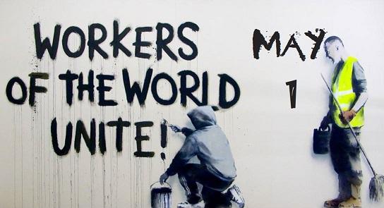 """""""Công nhân quốc tế đoàn kết lại"""" - lời kêu gọi của Quốc tế Cộng sản"""