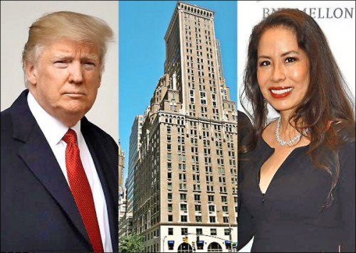 Trần Hiểu Yến, nữ doanh nhân người Trung Quốc mua biệt thự 15,8 triệu USD của Tổng thống Mỹ Donald Trump, được cho là có quan hệ mật thiết với phía quân đội của ĐCSTQ
