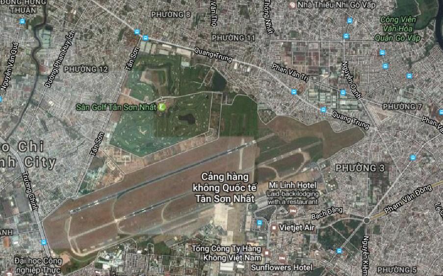 san bay tan son nhat, sân bay Tân Sơn Nhất