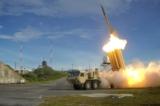 Mỹ – Hàn lắp đặt lá chắn tên lửa THAAD trong đêm
