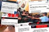 Báo nước ngoài đồng loạt đưa tin về vụ Mỹ Đức, Việt Nam