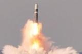 Mỹ phóng thử tên lửa xuyên lục địa ICBM