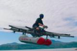 Startup của ông chủ Google công bố mẫu xe bay trên mặt nước