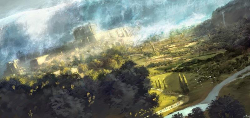 Đại hồng thủy trong Thần thoại các quốc gia - Kỳ V: Atlantis của xứ Wales