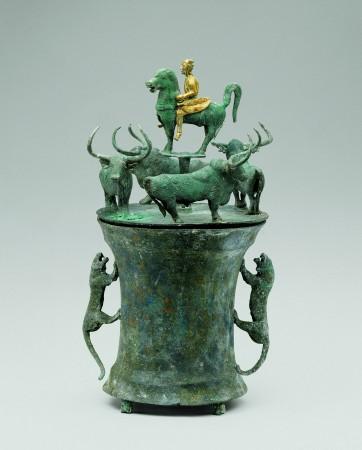 Bảo tàng nghệ thuật Metropolitan: Nghệ thuật Trung Hoa qua triều đại Tần - Hán
