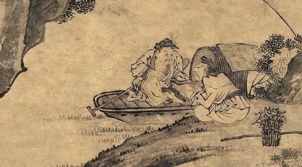 10 nhạc khúc nổi tiếng Trung Hoa cổ đại - Kỳ VII: Ngư tiều vấn đáp