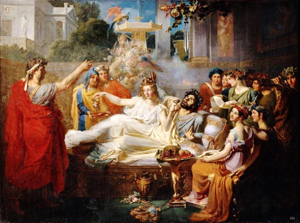 Tìm hiểu nghệ thuật Phục Hưng: Thanh gươm của Damocles