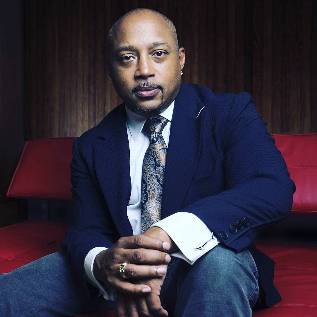 Daymond John, CEO of FUBU
