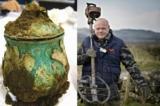 Thợ săn kho báu tìm thấy kho đồ quý của Viking, được thưởng 2 triệu bảng Anh