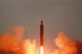Bắc Hàn lại phóng thử tên lửa vào biển Nhật Bản