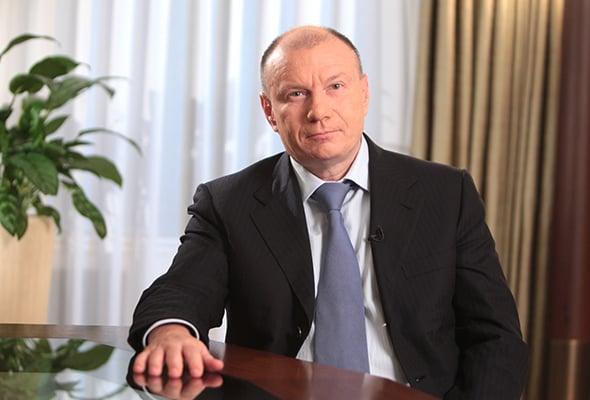 siêu tỷ phú Vladimir Potanin