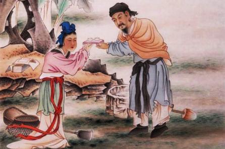 Hôn nhân truyền thống: Giàu sang không bỏ vợ bần hàn