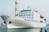 Phà chở khách của Bắc Hàn cập cảng Nga bất chấp lệnh trừng phạt của LHQ