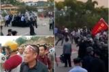 Quảng Tây cưỡng chế di dời: Cảnh sát đánh người, thôn dân vây khốn cán bộ