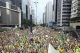 Brazil: 35.000 người biểu tình đòi cách chức Tổng thống