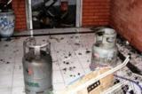 Nghệ An: Cháy bình gas trường mầm non, 200 cháu nhỏ phải sơ tán
