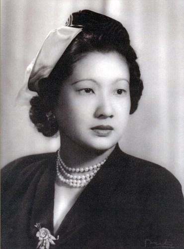 Hoàng hậu Nam Phương xuất thân từ giới quý tộc, học thức cao. Ảnh dẫn từ kienthuc.net.vn