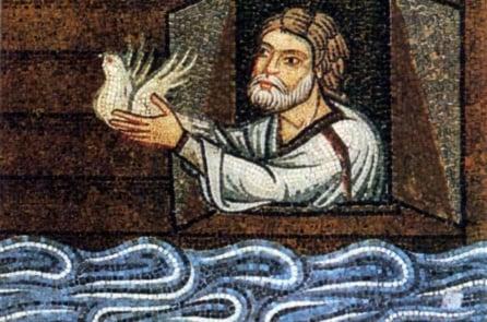 Truyền thuyết Đại hồng thủy trong Thần thoại các quốc gia