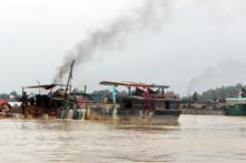 Tạm ngưng khai thác cát thượng nguồn sông Đồng Nai trong 3 tháng