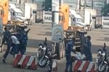 TP.HCM: 5 kiểm soát viên cảng Cát Lái đánh phụ xe container