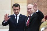 Tân Tổng thống Pháp gặp Putin: Thẳng thắn trao đổi các vấn đề gai góc